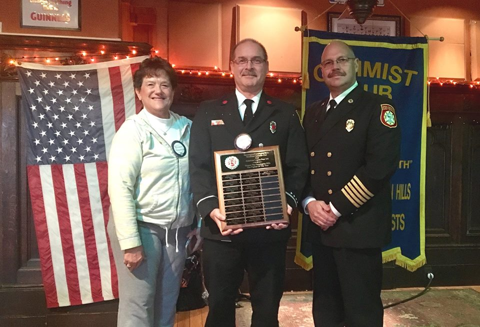 2016 10 14 Fire Fighter of the Year
