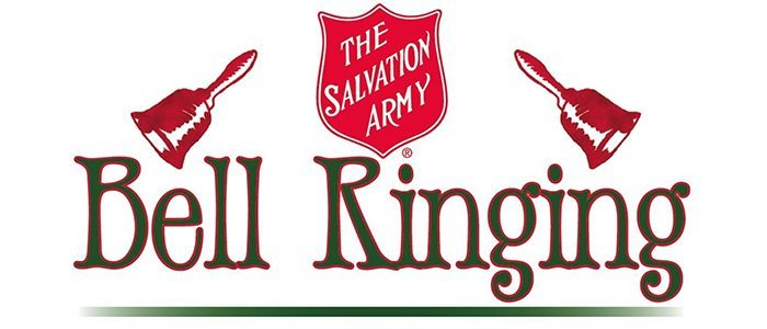 The Salvation Army Bell Ringing
